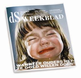 dS Weekblad cover